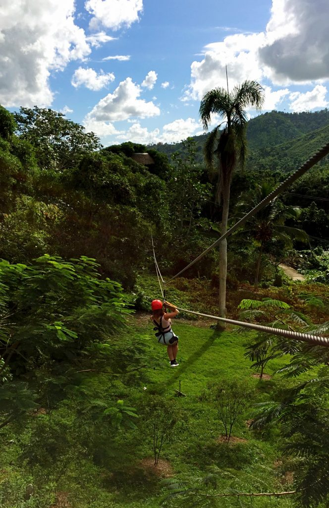 monkeyland a punta cana-sara-zip-line