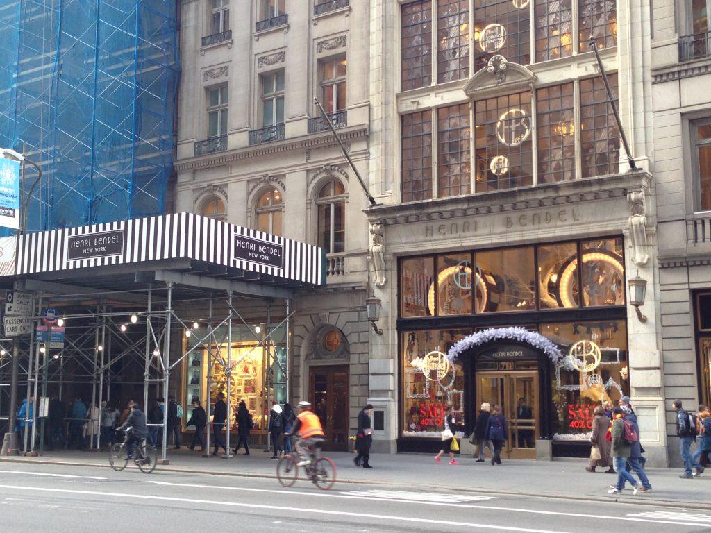 luoghi cult dello shopping a New York-henri-bendel