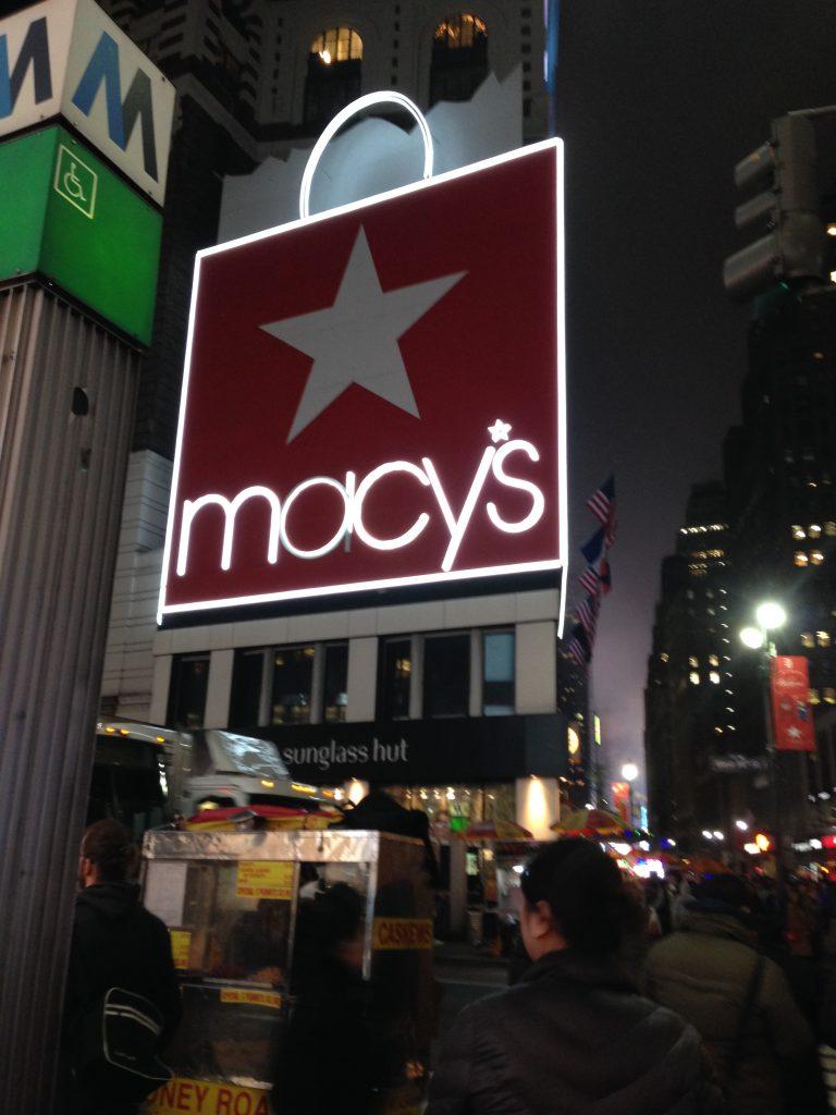 luoghi cult dello shopping a New York-macys