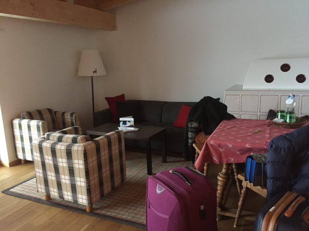 tirolo austriaco al panoramahotel inntalerhof-suite