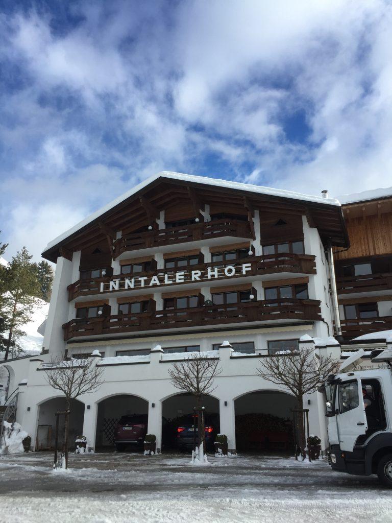 tirolo austriaco al panoramahotel inntalerhof
