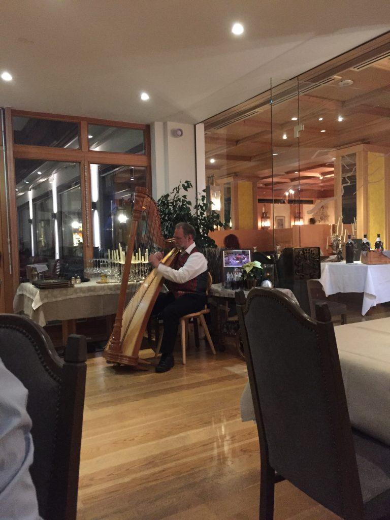 tirolo austriaco al panoramahotel inntalerhof-serata-di-gala