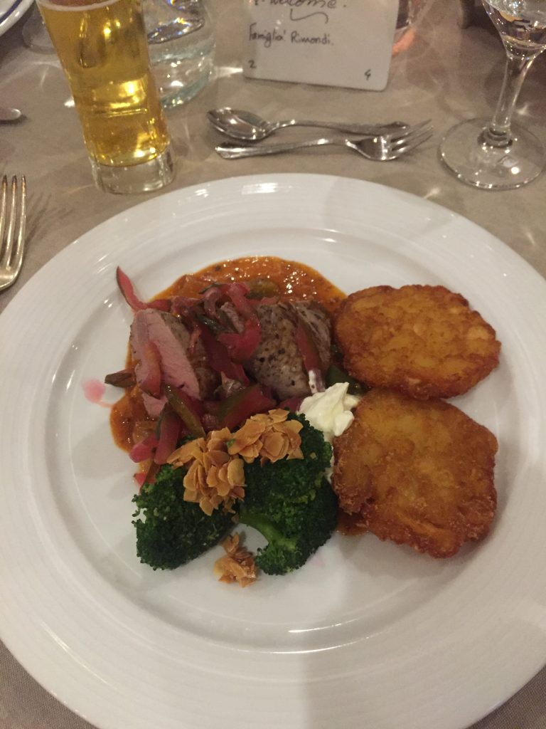 tirolo austriaco al panoramahotel inntalerhof-cibo