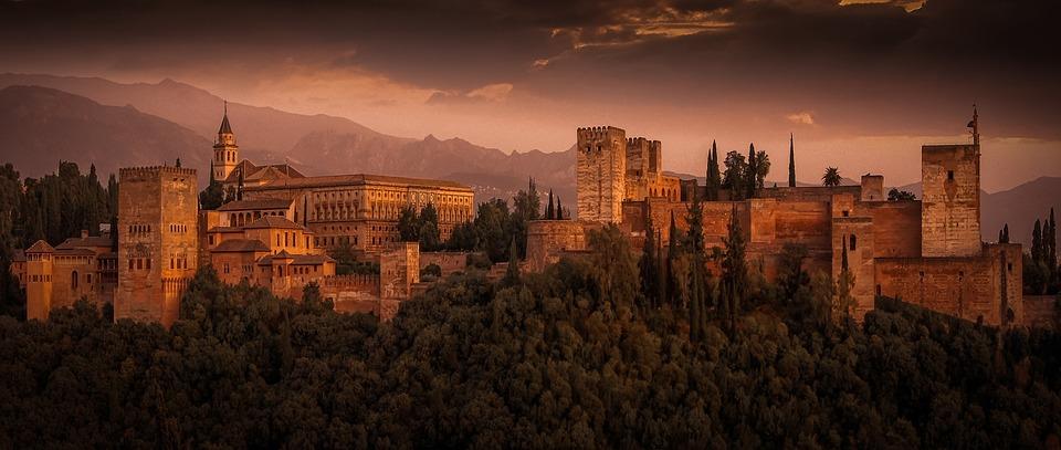 100 luoghi da vedere prima di morire-alhambra