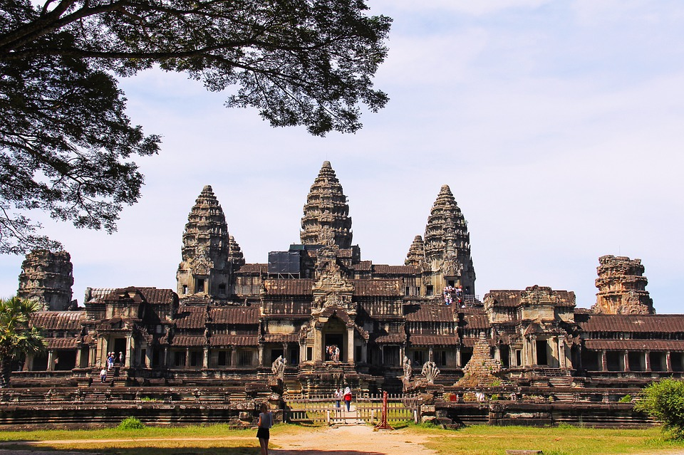 100 luoghi da vedere prima di morire-angkor-wat