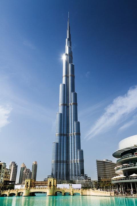 100 luoghi da vedere prima di morire-burj-khalifa