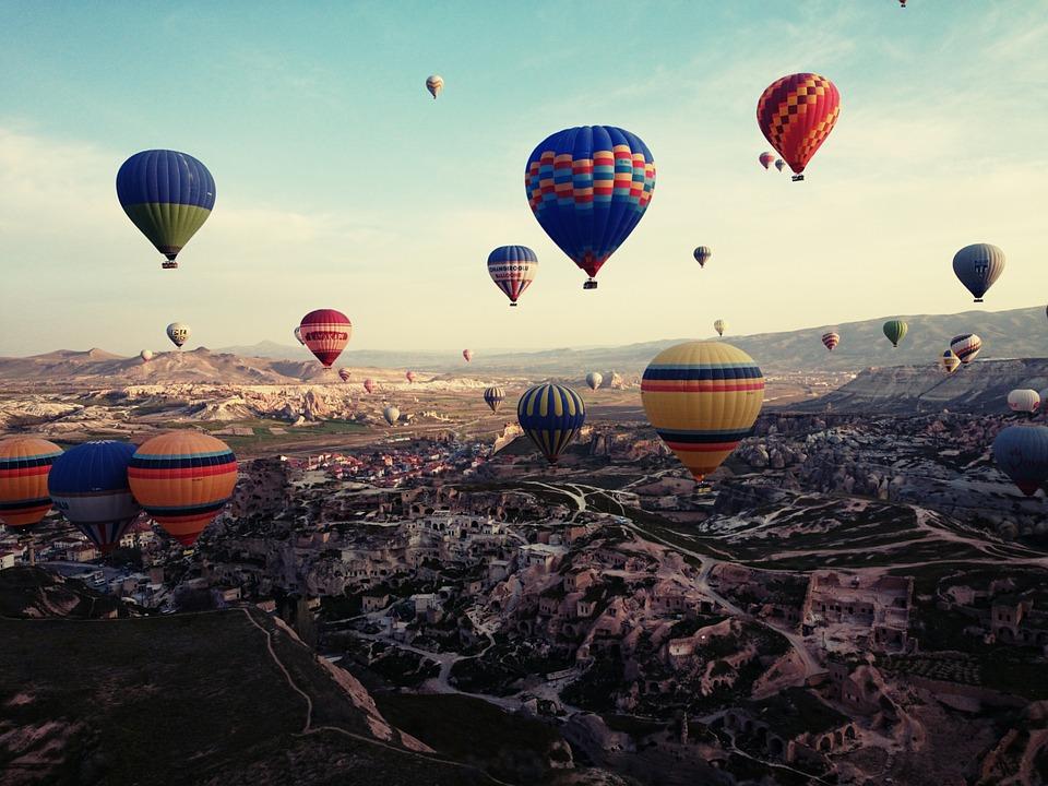 100 luoghi da vedere prima di morire-cappadocia