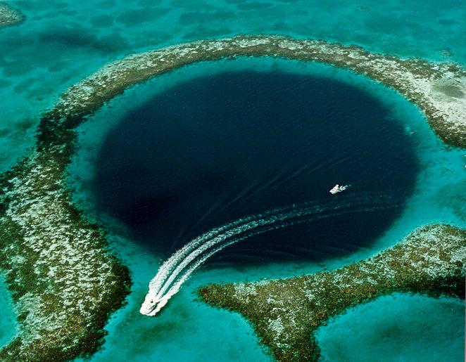 100 luoghi da vedere prima di morire-great-blue-hole