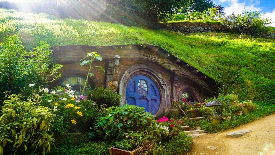 100 luoghi da vedere prima di morire-casa-hobbit