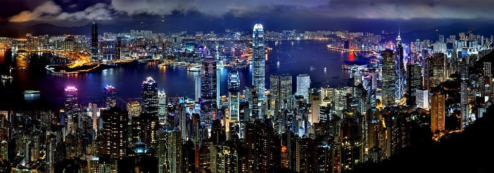 100 luoghi da vedere prima di morire-honk-kong