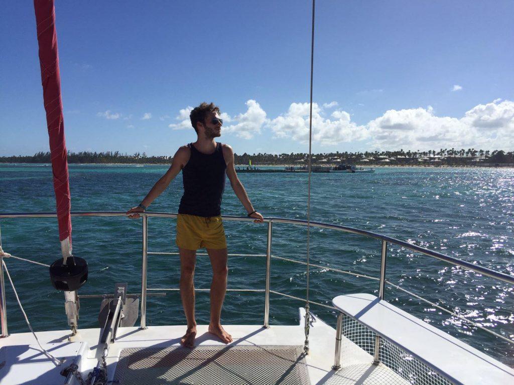 snorkeling a punta cana-catamarano-io