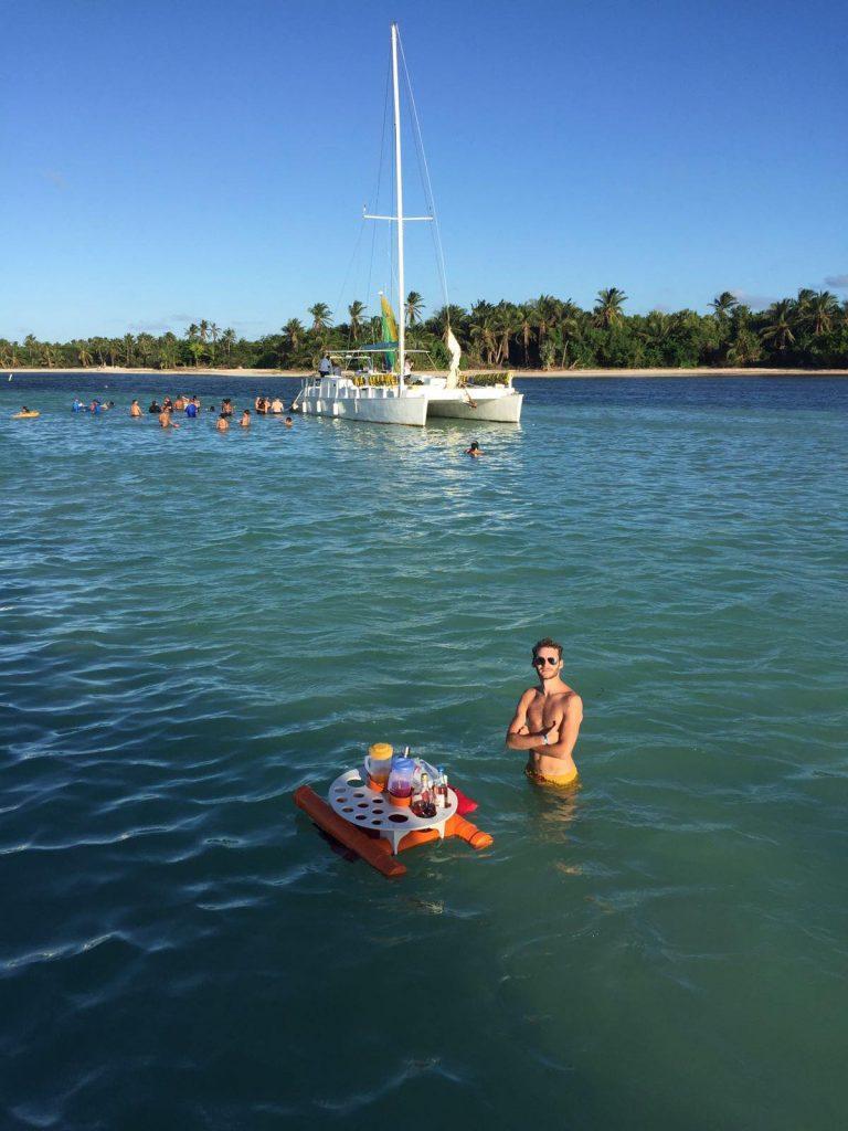 snorkeling a punta cana-tavolo