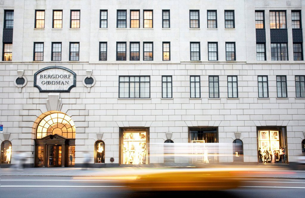 luoghi cult dello shopping a New York-bergdorf-goodman