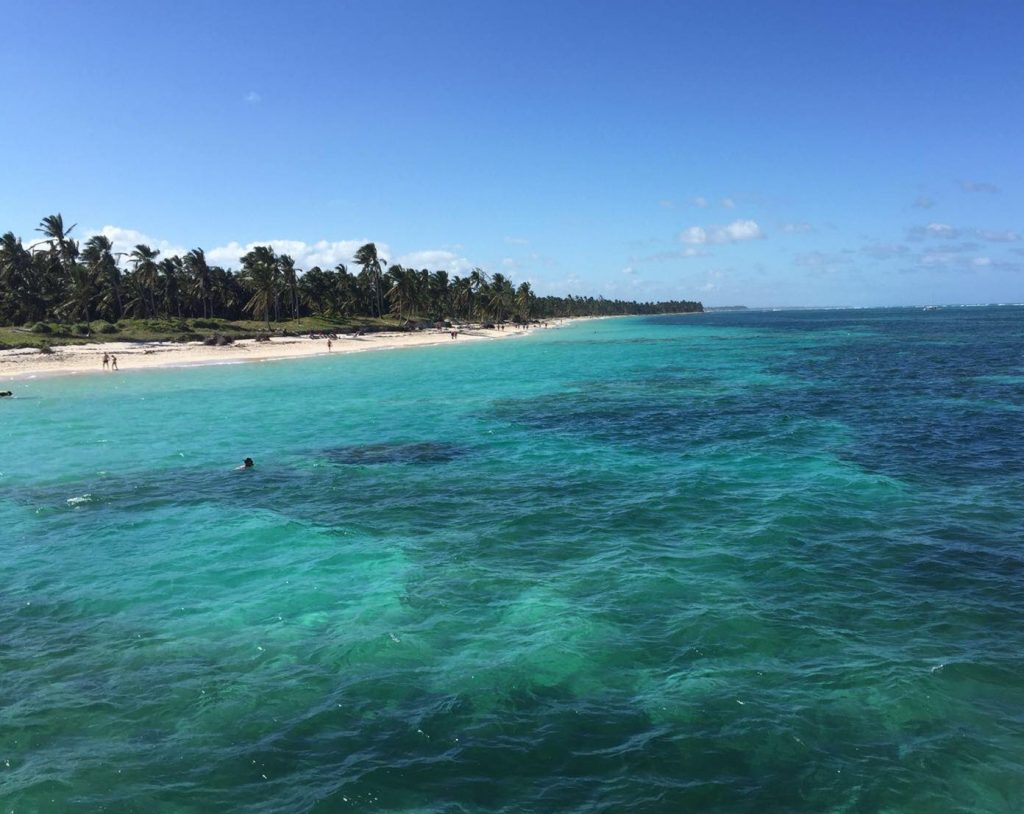 snorkeling a punta cana-mare