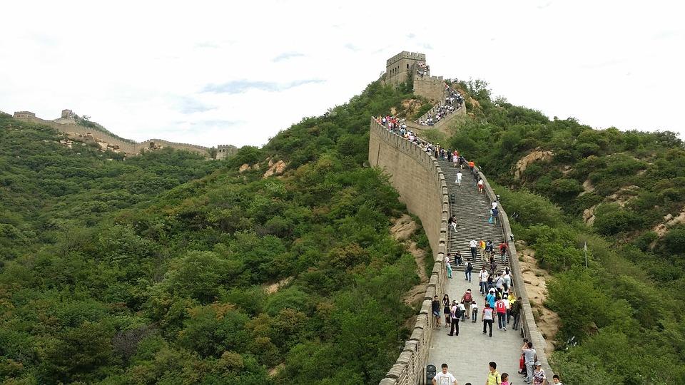 100 luoghi da vedere prima di morire-muraglia-cinese