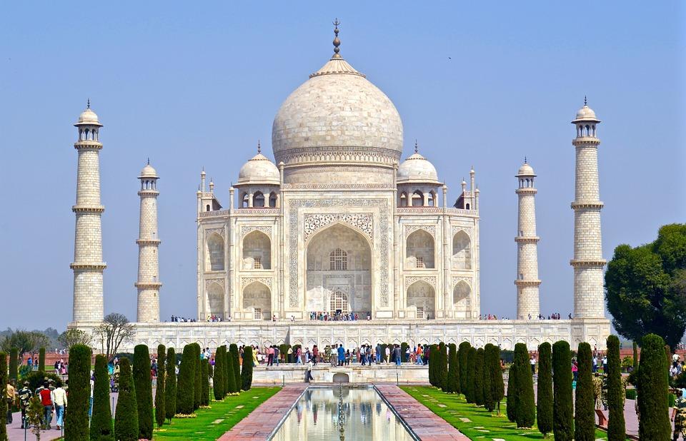100 luoghi da vedere prima di morire-taj-mahal