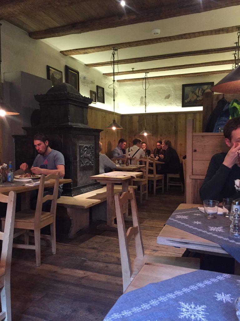 cosa fare a Innsbruck in un giorno-location-ristorante