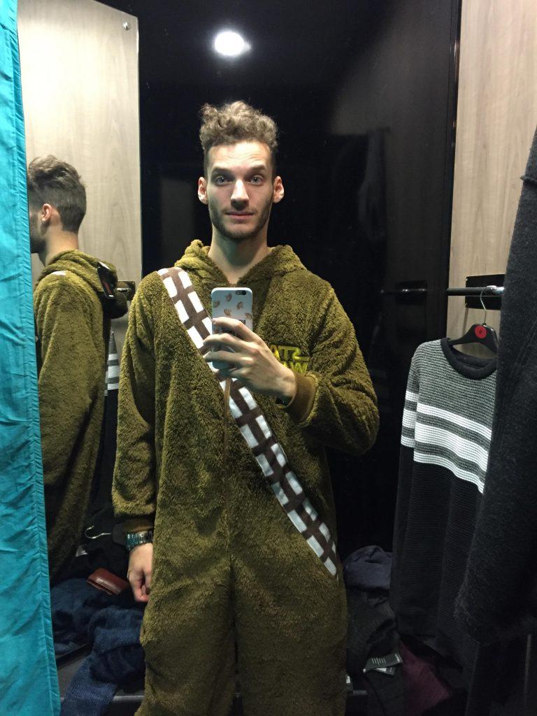 cosa fare a Innsbruck in un giorno-pigiama-chewbecca