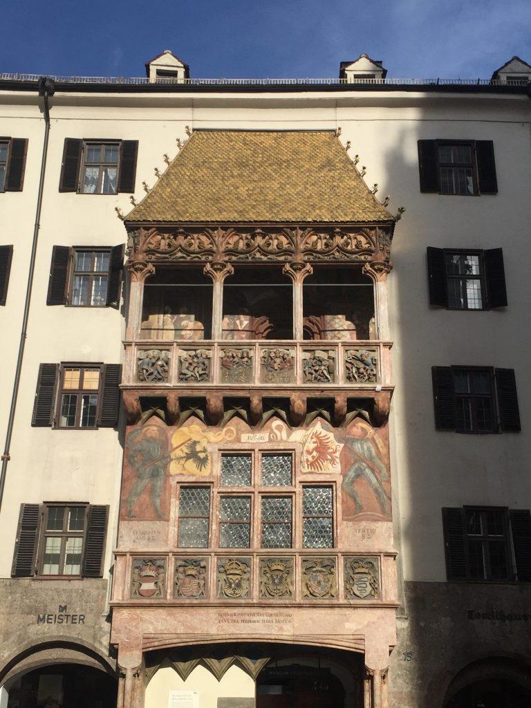 cosa fare a Innsbruck in un giorno-tettuccio-d'oro