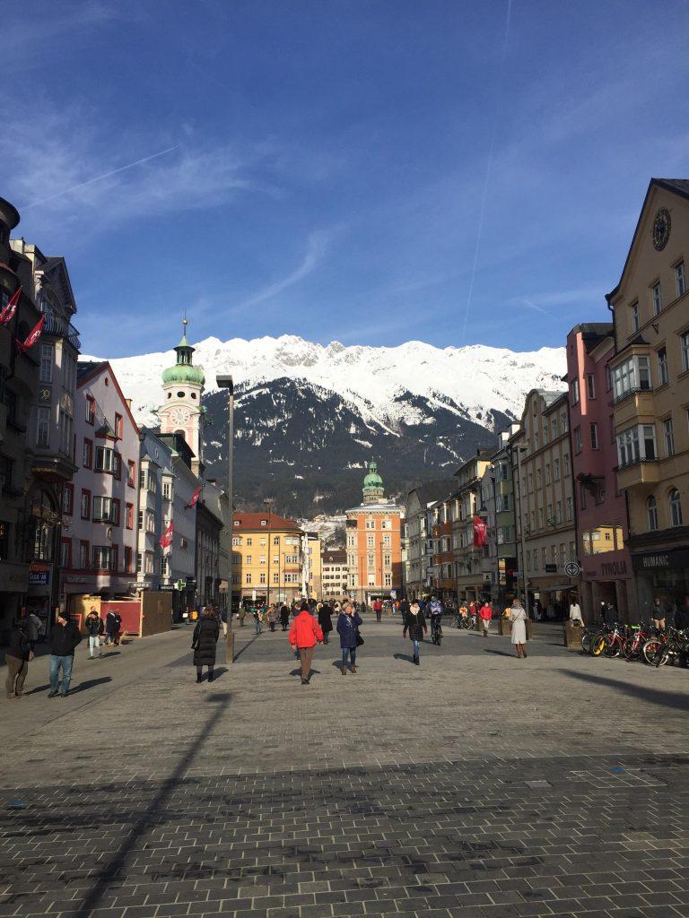 cosa fare a Innsbruck in un giorno-strada-principale