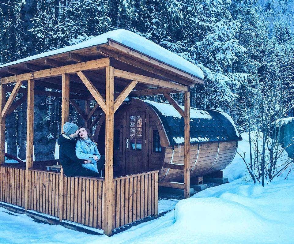 dormire in una botte di vino in Sud Tirol