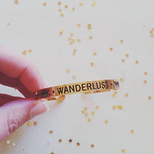 regalare a San Valentino a chi ama viaggiare-braccialetto-wanderlust