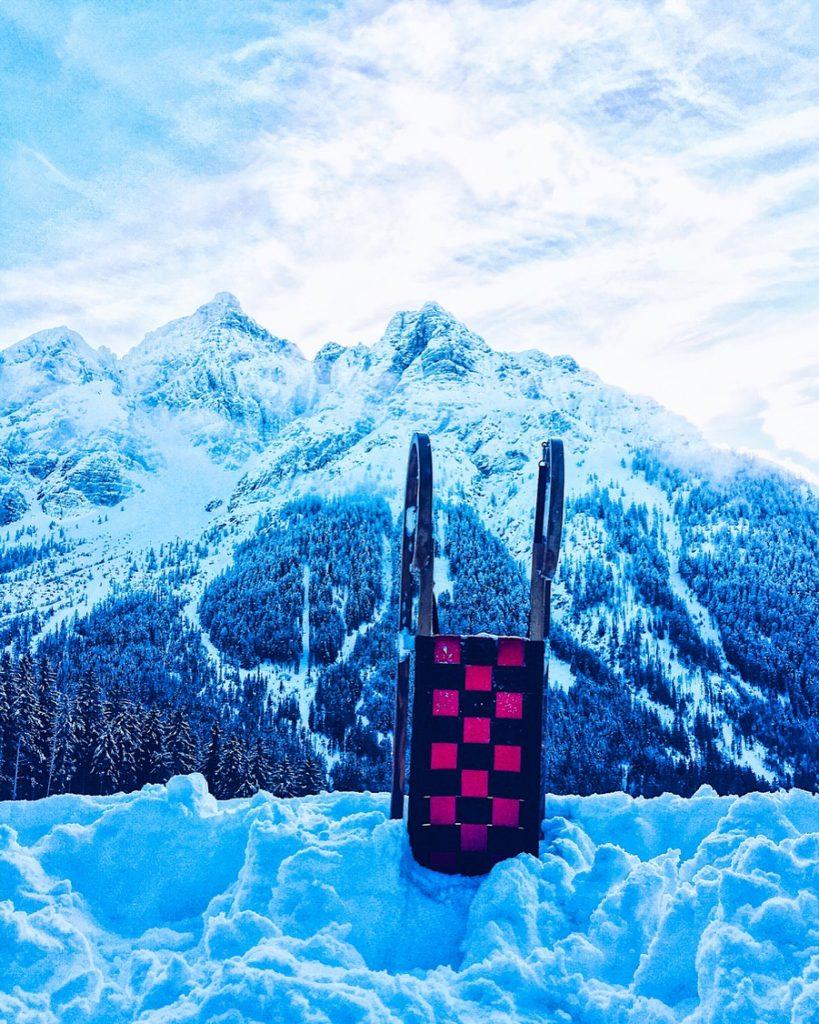 le migliori piste da slittino nel Tirolo austriaco-stubai