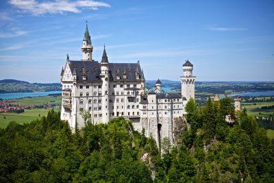 castello di neuschwanstein-dal-marienbrucke