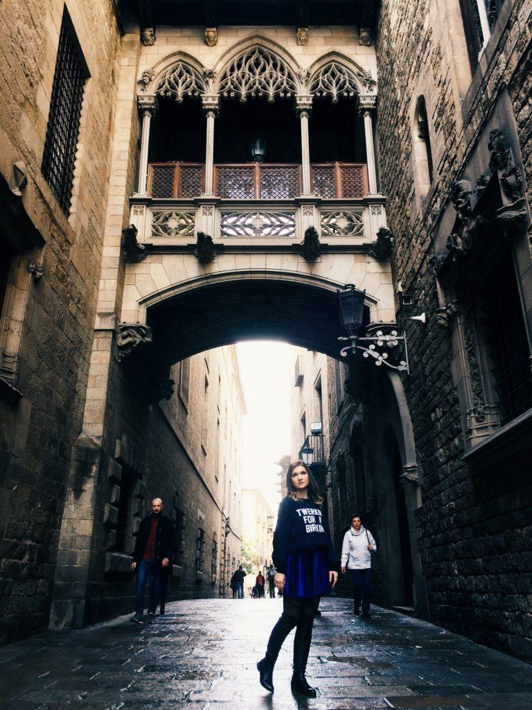 luoghi più instagrammabili di barcellona-barrio-gotico