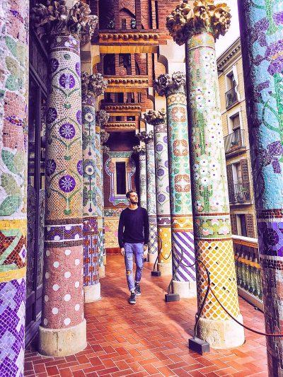 luoghi più instagrammabili di barcellona-palau-de-la-musica-catalana