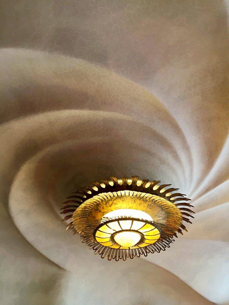 cose da fare a Barcellona quando piove-tetto-spirale