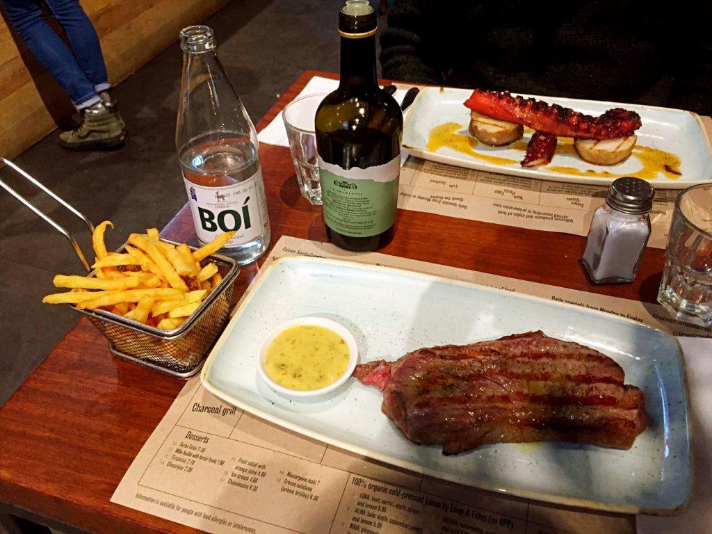 cose da fare a Barcellona quando piove-pranzo-cuines