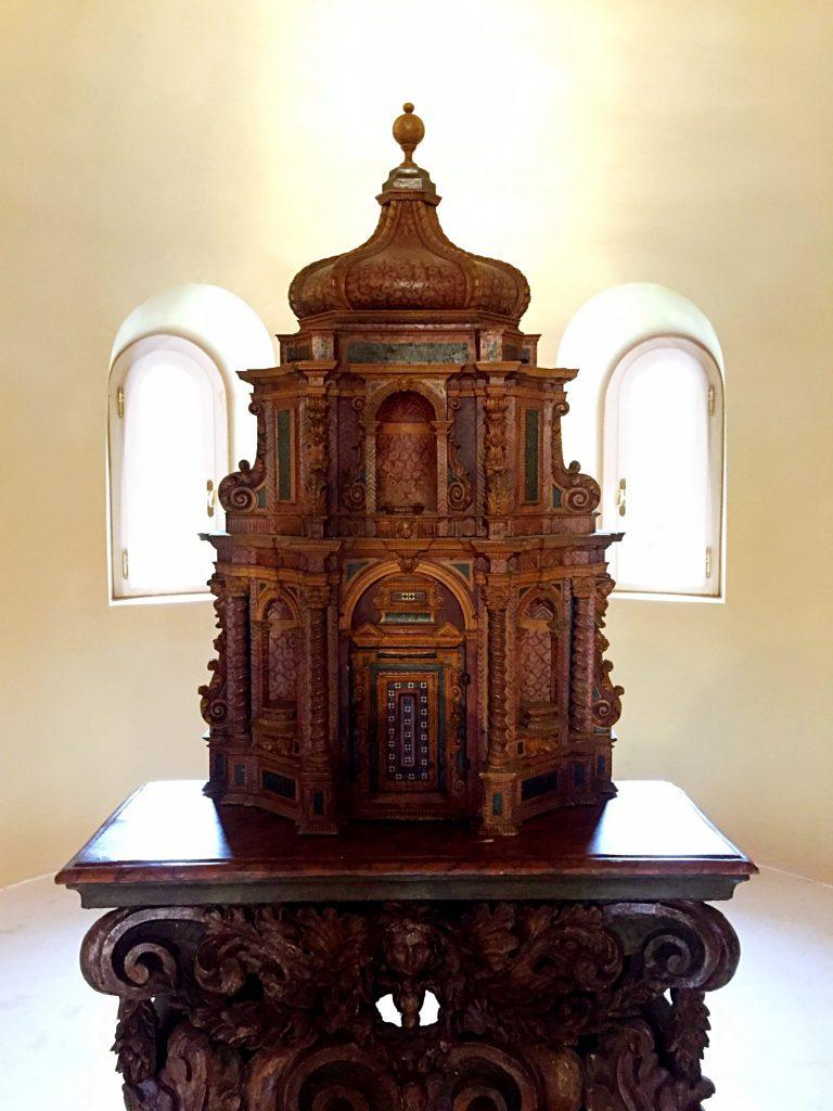 labirinto della masone-opere