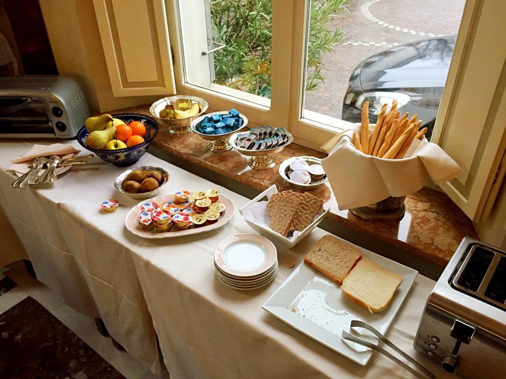 hotel verdi-colazione