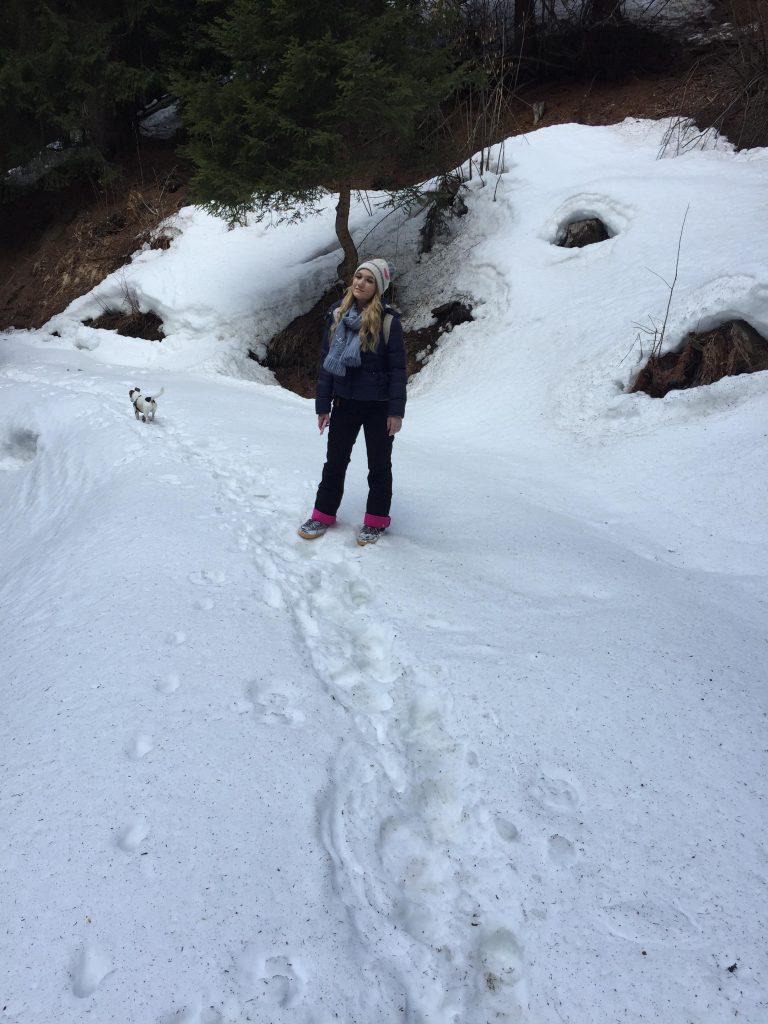 cose da fare in Val di Sole-sara-nella-neve