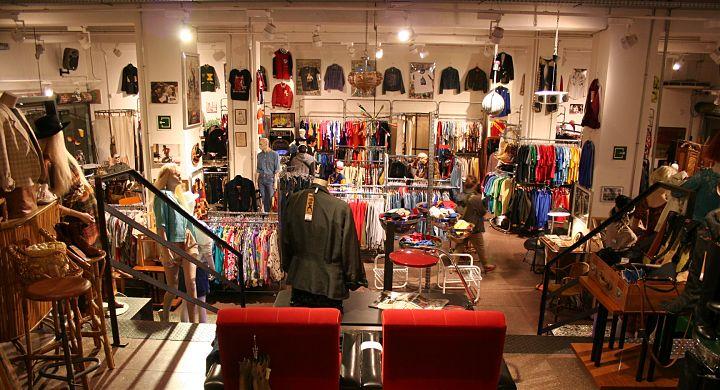 negozi vintage a barcellona-holala