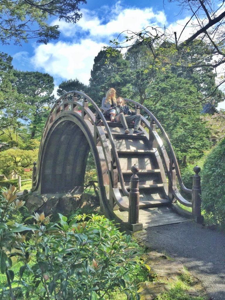 itinerario di 3 giorni a San Francisco-japanese-tea-garden