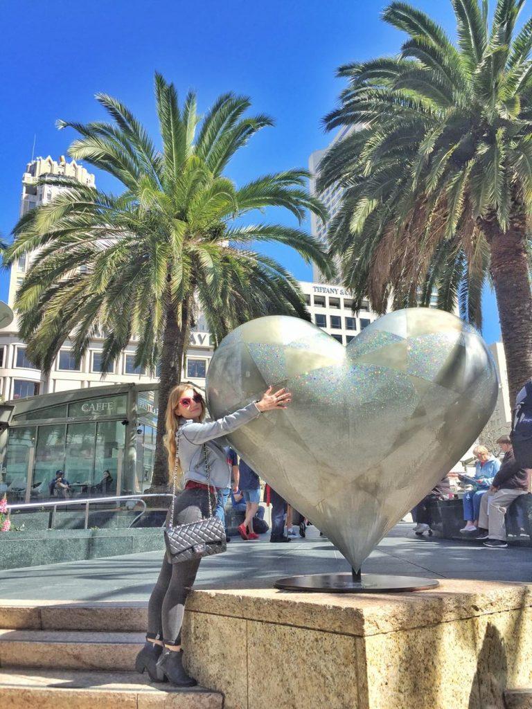 itinerario di 3 giorni a San Francisco-union-square