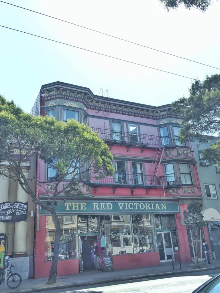 itinerario di 3 giorni a San Francisco