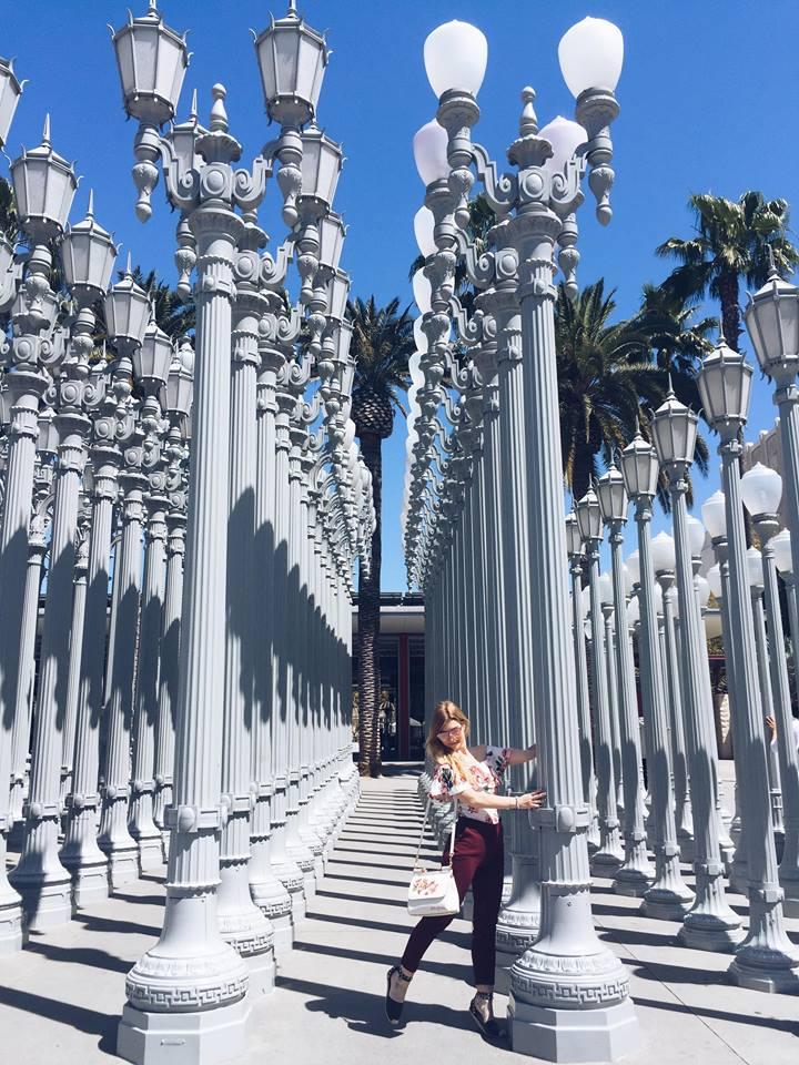 itinerario di 4 giorni a Los Angeles-lacma