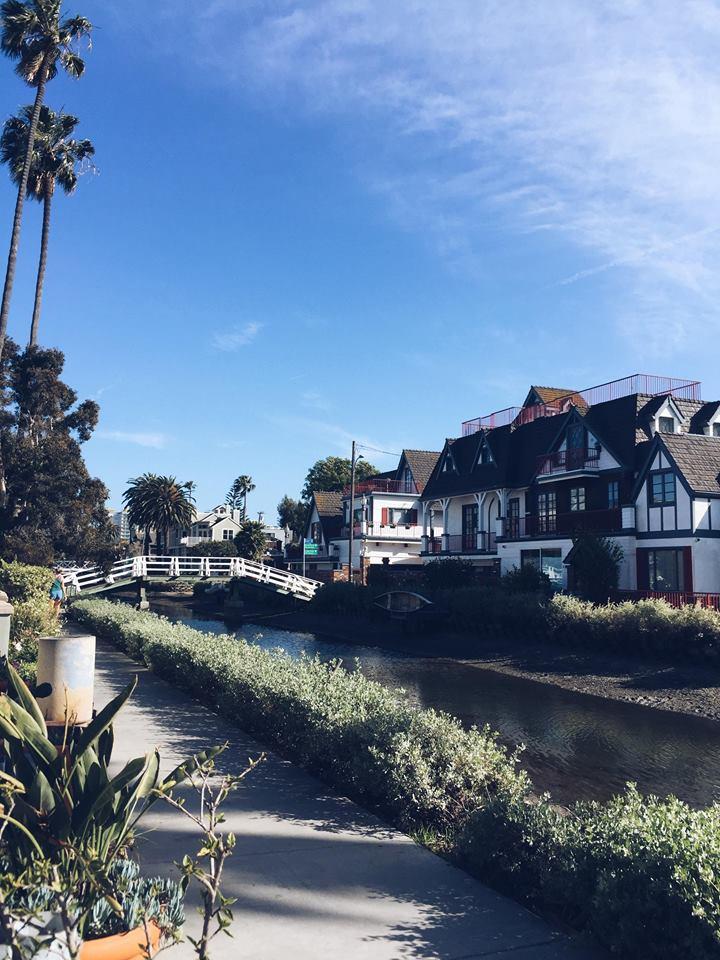 itinerario di 4 giorni a Los Angeles-venice-beach