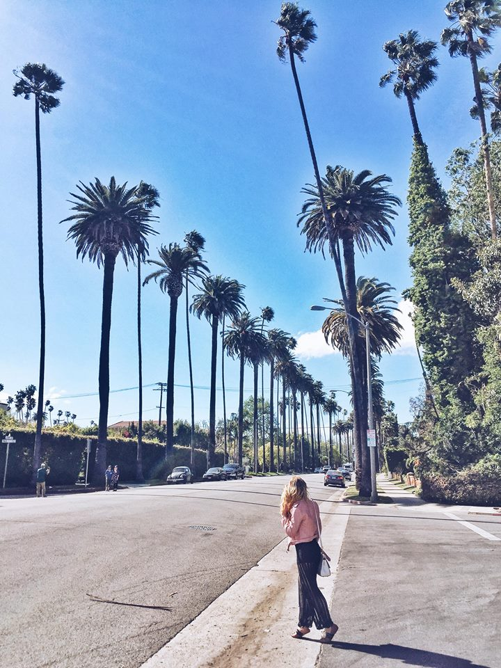 itinerario di 4 giorni a Los Angeles-beverly-hills