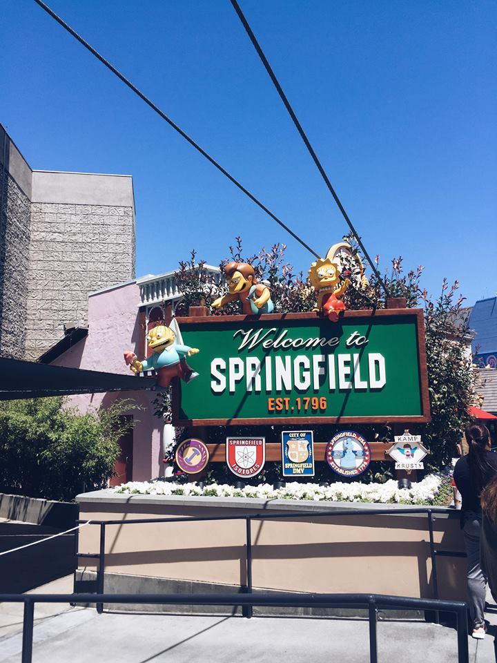 itinerario di 4 giorni a Los Angeles-universal-studios