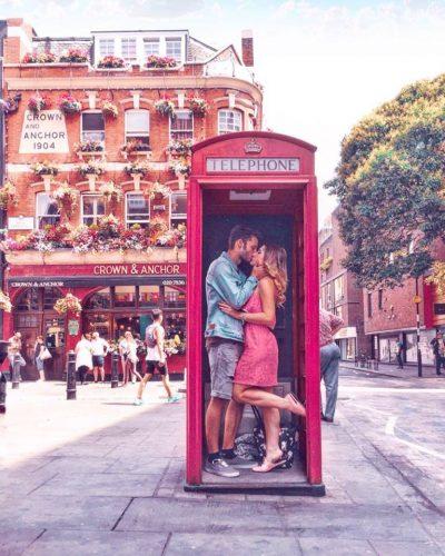 itinerario estivo di 2 giorni a Londra-neal-street