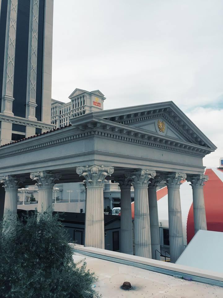 10 cose più insolite da fare solo a Las Vegas-ceasars-palace