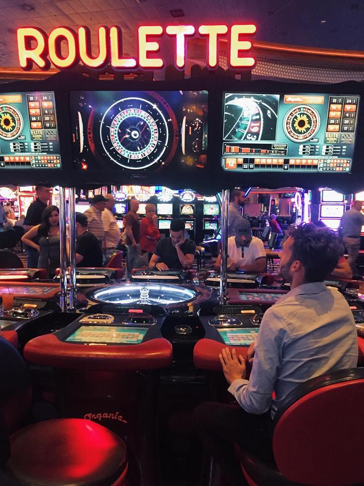 10 cose più insolite da fare solo a Las Vegas-casinò