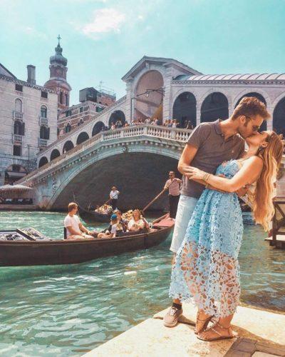 itinerario di tre giorni a venezia