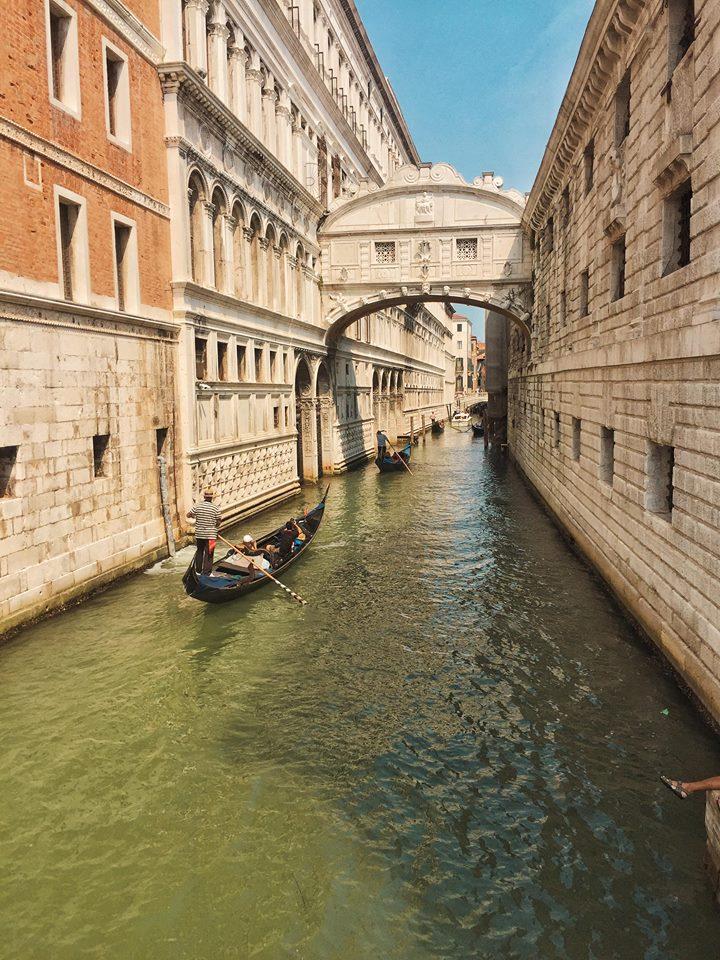 itinerario di tre giorni a venezia-ponte-dei-sospiri