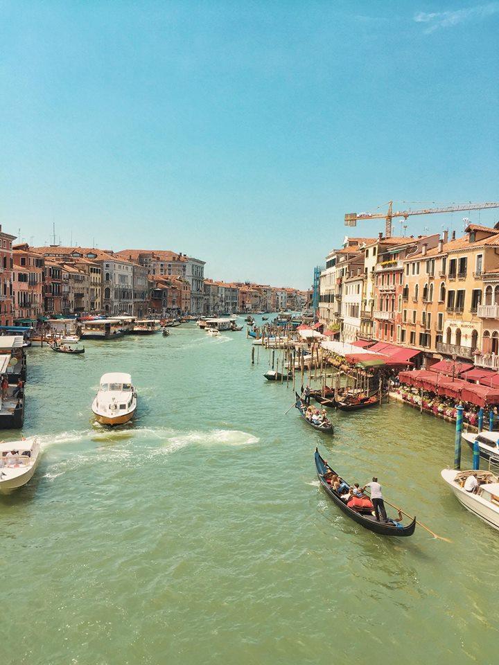 itinerario di tre giorni a venezia-ponte-di-rialto