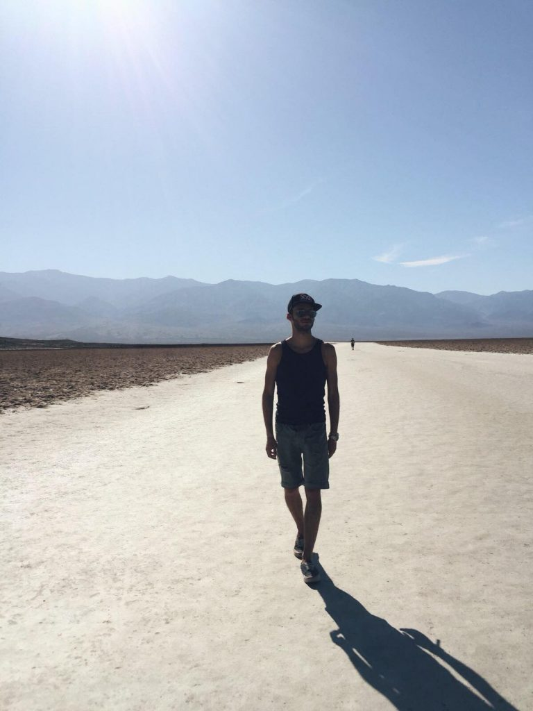 Death Valley in un giorno-lorenzo-badwater